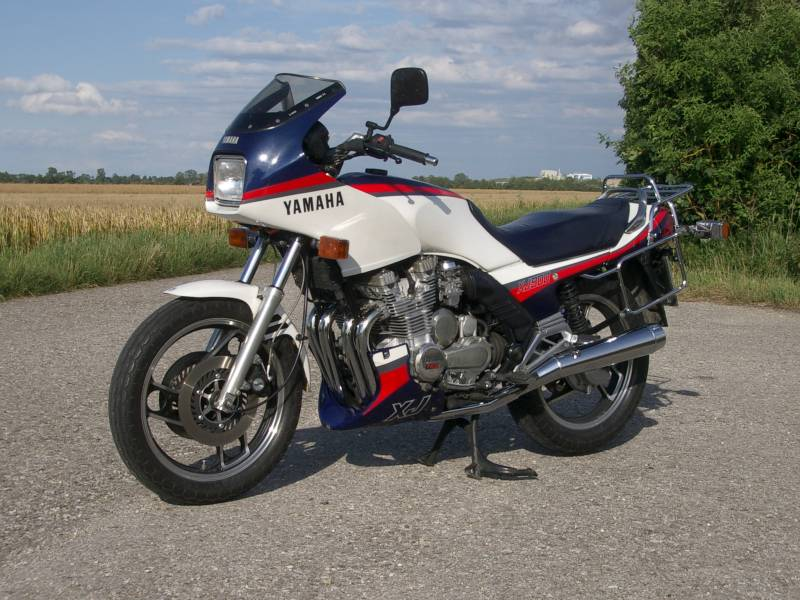 Yamaha Xj Cafe Racer